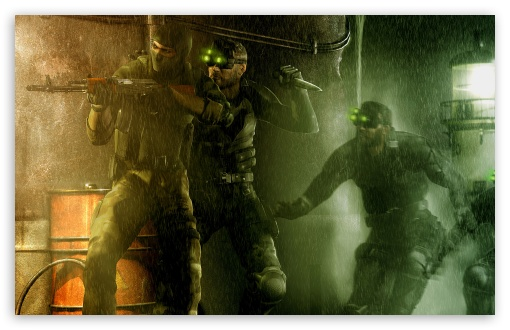 Tom Clancy's Splinter Cell Pandora Tomorrow HD wallpaper for Wide 16:10 5:3 Widescreen WHXGA WQXGA WUXGA WXGA WGA ; HD 16:9 High Definition WQHD QWXGA 1080p 900p 720p QHD nHD ; Standard 4:3 5:4 Fullscreen UXGA XGA SVGA QSXGA SXGA ; iPad 1/2/Mini ; Mobile 4:3 5:3 3:2 16:9 5:4 - UXGA XGA SVGA WGA DVGA HVGA HQVGA devices ( Apple PowerBook G4 iPhone 4 3G 3GS iPod Touch ) WQHD QWXGA 1080p 900p 720p QHD nHD QSXGA SXGA ; Dual 4:3 5:4 UXGA XGA SVGA QSXGA SXGA ;