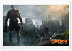 Tom Clancys The Division HD Wide Wallpaper for Widescreen