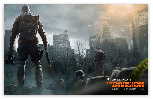 Tom Clancys The Division HD wallpaper for Wide 16:10 5:3 Widescreen WHXGA WQXGA WUXGA WXGA WGA ; HD 16:9 High Definition WQHD QWXGA 1080p 900p 720p QHD nHD ; Mobile 5:3 16:9 - WGA WQHD QWXGA 1080p 900p 720p QHD nHD ;