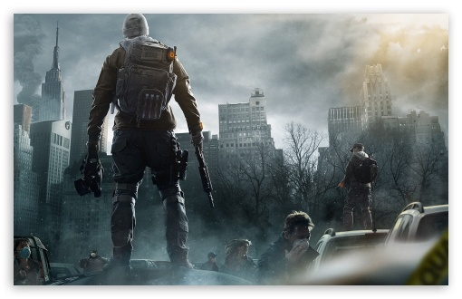 Tom Clancys The Division HD wallpaper for Wide 16:10 5:3 Widescreen WHXGA WQXGA WUXGA WXGA WGA ; HD 16:9 High Definition WQHD QWXGA 1080p 900p 720p QHD nHD ; Standard 4:3 3:2 Fullscreen UXGA XGA SVGA DVGA HVGA HQVGA devices ( Apple PowerBook G4 iPhone 4 3G 3GS iPod Touch ) ; Tablet 1:1 ; iPad 1/2/Mini ; Mobile 4:3 5:3 3:2 16:9 - UXGA XGA SVGA WGA DVGA HVGA HQVGA devices ( Apple PowerBook G4 iPhone 4 3G 3GS iPod Touch ) WQHD QWXGA 1080p 900p 720p QHD nHD ;