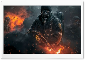 Tom Clancys The Division HD Wide Wallpaper for 4K UHD Widescreen desktop & smartphone