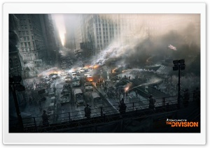 Tom Clancys The Division Dark Zone HD Wide Wallpaper for 4K UHD Widescreen desktop & smartphone