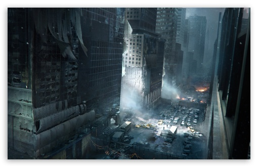 Tom Clancy S The Division New York Avenue Concept Art 4k