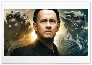 Tom Hanks Angels And Demons Ultra HD Wallpaper for 4K UHD Widescreen desktop, tablet & smartphone