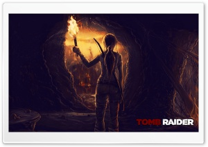 Tom Raider HD Wide Wallpaper for 4K UHD Widescreen desktop & smartphone