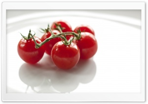 Tomatoes HD Wide Wallpaper for Widescreen