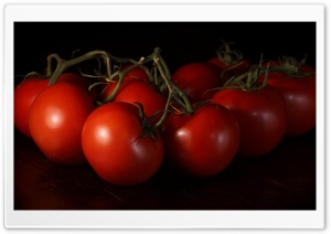 Tomatoes HD Wide Wallpaper for 4K UHD Widescreen desktop & smartphone