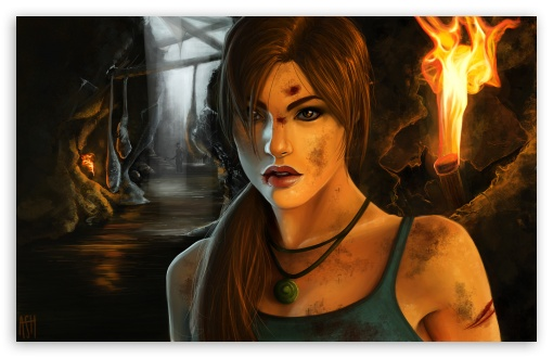 Tomb Raider 2012 Concept Art by Ashley Quenan HD wallpaper for Wide 16:10 5:3 Widescreen WHXGA WQXGA WUXGA WXGA WGA ; HD 16:9 High Definition WQHD QWXGA 1080p 900p 720p QHD nHD ; Standard 4:3 3:2 Fullscreen UXGA XGA SVGA DVGA HVGA HQVGA devices ( Apple PowerBook G4 iPhone 4 3G 3GS iPod Touch ) ; Tablet 1:1 ; iPad 1/2/Mini ; Mobile 4:3 5:3 3:2 16:9 - UXGA XGA SVGA WGA DVGA HVGA HQVGA devices ( Apple PowerBook G4 iPhone 4 3G 3GS iPod Touch ) WQHD QWXGA 1080p 900p 720p QHD nHD ;