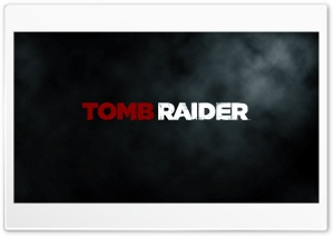 Tomb Raider 2013 Dark Poster HD Wide Wallpaper for Widescreen