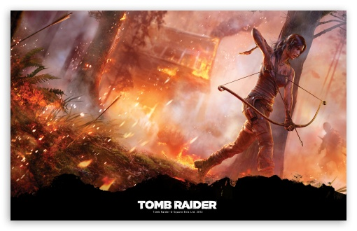Tomb Raider (2013 Video Game) HD wallpaper for Wide 16:10 5:3 Widescreen WHXGA WQXGA WUXGA WXGA WGA ; HD 16:9 High Definition WQHD QWXGA 1080p 900p 720p QHD nHD ; Standard 4:3 3:2 Fullscreen UXGA XGA SVGA DVGA HVGA HQVGA devices ( Apple PowerBook G4 iPhone 4 3G 3GS iPod Touch ) ; Tablet 1:1 ; iPad 1/2/Mini ; Mobile 4:3 5:3 3:2 16:9 - UXGA XGA SVGA WGA DVGA HVGA HQVGA devices ( Apple PowerBook G4 iPhone 4 3G 3GS iPod Touch ) WQHD QWXGA 1080p 900p 720p QHD nHD ;