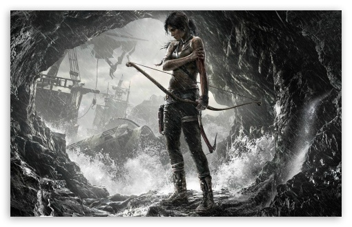 Tomb Raider (2013) HD wallpaper for Wide 16:10 5:3 Widescreen WHXGA WQXGA WUXGA WXGA WGA ; HD 16:9 High Definition WQHD QWXGA 1080p 900p 720p QHD nHD ; Standard 4:3 5:4 3:2 Fullscreen UXGA XGA SVGA QSXGA SXGA DVGA HVGA HQVGA devices ( Apple PowerBook G4 iPhone 4 3G 3GS iPod Touch ) ; Tablet 1:1 ; iPad 1/2/Mini ; Mobile 4:3 5:3 3:2 16:9 5:4 - UXGA XGA SVGA WGA DVGA HVGA HQVGA devices ( Apple PowerBook G4 iPhone 4 3G 3GS iPod Touch ) WQHD QWXGA 1080p 900p 720p QHD nHD QSXGA SXGA ;