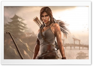 Tomb Raider 2013 HD Wide Wallpaper for Widescreen