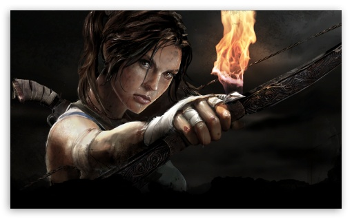 Tomb Raider HD wallpaper for Wide 5:3 Widescreen WGA ; HD 16:9 High Definition WQHD QWXGA 1080p 900p 720p QHD nHD ; Standard 4:3 Fullscreen UXGA XGA SVGA ; iPad 1/2/Mini ; Mobile 4:3 5:3 16:9 - UXGA XGA SVGA WGA WQHD QWXGA 1080p 900p 720p QHD nHD ;