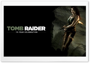 Tomb Raider Against The Elements HD Wide Wallpaper for Widescreen