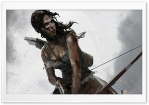Tomb Raider Definitive Edition HD Wide Wallpaper for Widescreen