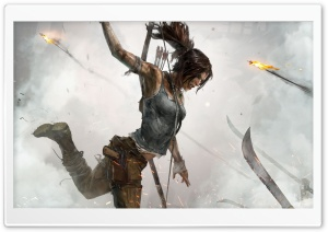 Tomb Raider Definitive Edition HD Wide Wallpaper for 4K UHD Widescreen desktop & smartphone