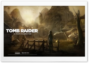 Tomb Raider Discovering HD Wide Wallpaper for Widescreen