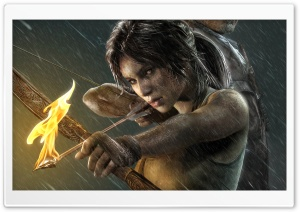 Tomb Raider Lara Croft Ultra HD Wallpaper for 4K UHD Widescreen desktop, tablet & smartphone