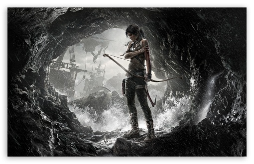 Tomb Raider Lara Croft 2013 HD wallpaper for Wide 16:10 5:3 Widescreen WHXGA WQXGA WUXGA WXGA WGA ; HD 16:9 High Definition WQHD QWXGA 1080p 900p 720p QHD nHD ; Standard 4:3 5:4 3:2 Fullscreen UXGA XGA SVGA QSXGA SXGA DVGA HVGA HQVGA devices ( Apple PowerBook G4 iPhone 4 3G 3GS iPod Touch ) ; Tablet 1:1 ; iPad 1/2/Mini ; Mobile 4:3 5:3 3:2 16:9 5:4 - UXGA XGA SVGA WGA DVGA HVGA HQVGA devices ( Apple PowerBook G4 iPhone 4 3G 3GS iPod Touch ) WQHD QWXGA 1080p 900p 720p QHD nHD QSXGA SXGA ;