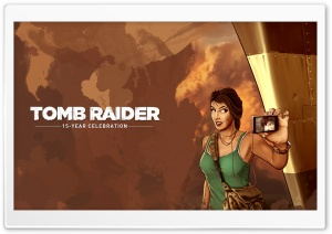 Tomb Raider Profile Pic Ultra HD Wallpaper for 4K UHD Widescreen desktop, tablet & smartphone