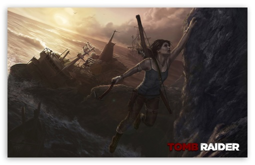 Tomb Raider Reborn HD wallpaper for Wide 16:10 5:3 Widescreen WHXGA WQXGA WUXGA WXGA WGA ; HD 16:9 High Definition WQHD QWXGA 1080p 900p 720p QHD nHD ; Mobile 5:3 16:9 - WGA WQHD QWXGA 1080p 900p 720p QHD nHD ;