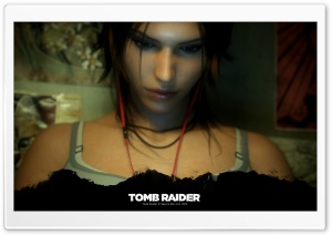 Tomb Raider Turning Point HD Wide Wallpaper for Widescreen