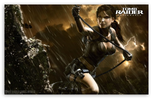 Tomb Raider Underworld HD wallpaper for Wide 16:10 5:3 Widescreen WHXGA WQXGA WUXGA WXGA WGA ; HD 16:9 High Definition WQHD QWXGA 1080p 900p 720p QHD nHD ; Standard 5:4 Fullscreen QSXGA SXGA ; Mobile 4:3 5:3 3:2 16:9 5:4 - UXGA XGA SVGA WGA DVGA HVGA HQVGA devices ( Apple PowerBook G4 iPhone 4 3G 3GS iPod Touch ) WQHD QWXGA 1080p 900p 720p QHD nHD QSXGA SXGA ;