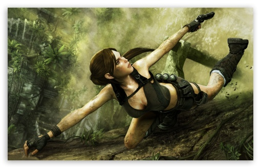 Download Tomb Raider Underworld 2 UltraHD Wallpaper