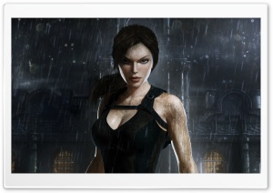 Tomb Raider Underworld Doppelganger HD Wide Wallpaper for Widescreen