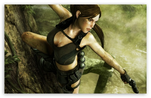 Tomb Raider Underworld Lara Croft Shooting ❤ 4K UHD Wallpaper for Wide 16:10 5:3 Widescreen WHXGA WQXGA WUXGA WXGA WGA ; 4K UHD 16:9 Ultra High Definition 2160p 1440p 1080p 900p 720p ; Standard 4:3 5:4 3:2 Fullscreen UXGA XGA SVGA QSXGA SXGA DVGA HVGA HQVGA ( Apple PowerBook G4 iPhone 4 3G 3GS iPod Touch ) ; Tablet 1:1 ; iPad 1/2/Mini ; Mobile 4:3 5:3 3:2 16:9 5:4 - UXGA XGA SVGA WGA DVGA HVGA HQVGA ( Apple PowerBook G4 iPhone 4 3G 3GS iPod Touch ) 2160p 1440p 1080p 900p 720p QSXGA SXGA ;