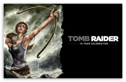 Tomb Raider Until My Last Breath I Will Fight HD wallpaper for Wide 16:10 5:3 Widescreen WHXGA WQXGA WUXGA WXGA WGA ; HD 16:9 High Definition WQHD QWXGA 1080p 900p 720p QHD nHD ; Mobile 5:3 16:9 - WGA WQHD QWXGA 1080p 900p 720p QHD nHD ;