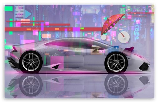 Merveilleux Download Tony Kokhan Design Lamborghini Huracan Super... HD Wallpaper