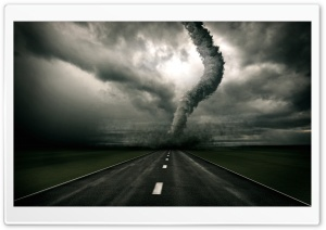 Tornado HD Wide Wallpaper for Widescreen