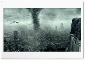 Tornado Hell Unleashed HD Wide Wallpaper for Widescreen