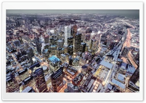Toronto HD Wide Wallpaper for Widescreen