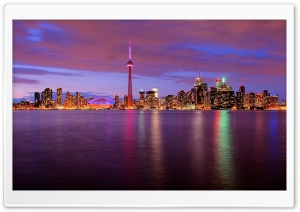 Toronto, Canada HD Wide Wallpaper for Widescreen
