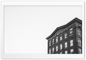 Toronto Carpet Factory Building Historical landmark, Ontario HD Wide Wallpaper for Widescreen