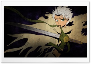 Toshiro Hitsugaya HD Wide Wallpaper for Widescreen