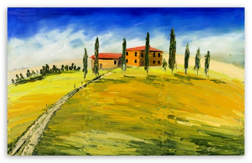 Toskana Olgemalde, Tuscany Oil Painting ❤ 4K UHD Wallpaper for Wide 16:10 5:3 Widescreen WHXGA WQXGA WUXGA WXGA WGA ; 4K UHD 16:9 Ultra High Definition 2160p 1440p 1080p 900p 720p ; Standard 4:3 3:2 Fullscreen UXGA XGA SVGA DVGA HVGA HQVGA ( Apple PowerBook G4 iPhone 4 3G 3GS iPod Touch ) ; iPad 1/2/Mini ; Mobile 4:3 5:3 3:2 16:9 - UXGA XGA SVGA WGA DVGA HVGA HQVGA ( Apple PowerBook G4 iPhone 4 3G 3GS iPod Touch ) 2160p 1440p 1080p 900p 720p ;