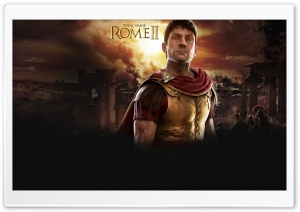 Total War Rome II HD Wide Wallpaper for 4K UHD Widescreen desktop & smartphone