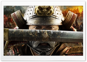 Total War Shogun 2 Game HD Wide Wallpaper for Widescreen