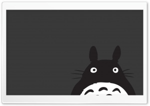 Totoro Anime HD Wide Wallpaper for 4K UHD Widescreen desktop & smartphone