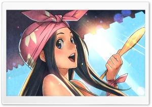Toukiden 2, Nene HD Wide Wallpaper for Widescreen