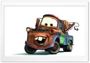 Tow Mater Cars Movie HD Wide Wallpaper for 4K UHD Widescreen desktop & smartphone