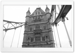 Tower Bridge HD Wide Wallpaper for Widescreen