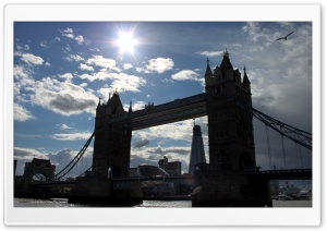 TOWER BRIDGE LONDON HD Wide Wallpaper for 4K UHD Widescreen desktop & smartphone