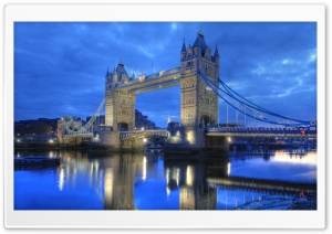 Tower Bridge London HD Wide Wallpaper for Widescreen