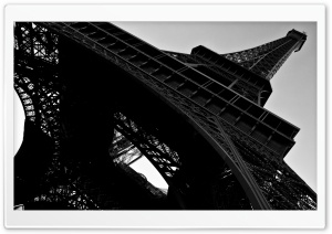 Tower Eiffel, Paris, France HD Wide Wallpaper for 4K UHD Widescreen desktop & smartphone