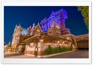 Tower of Terror HD Wide Wallpaper for Widescreen