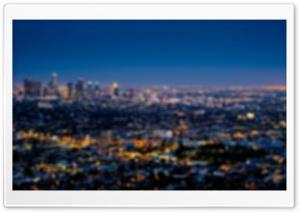 Town Unfocused in 8K Ultra HD Wallpaper for 4K UHD Widescreen desktop, tablet & smartphone